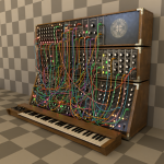 Moog IIIcをCyclesへ